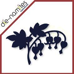 Die-namites - Heart Flowers