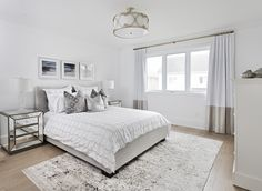 This is the Master Bedroom in the Gala model home in Findlay Creek. New Home Builders, Model Homes, Master Bedroom, New Homes, Furniture, Home Decor, Master Suite, Homemade Home Decor, Decoration Home