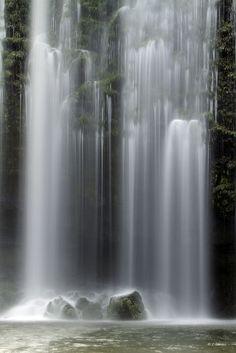 Cataratas Llanos de Cortes in the highland rain forest area near Tenorio National Park, Costa Rica
