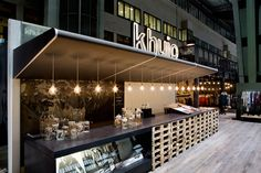 Bread & Butter Berlin 2013 Winter – KHUJO booth by Werkstatt65 exhibit design