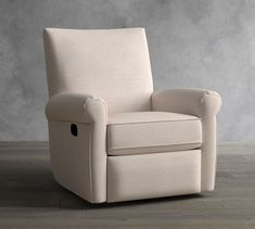 Shop recliner from Pottery Barn. Our furniture, home decor and accessories collections feature recliner in quality materials and classic styles.