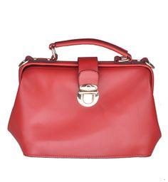 Cute One Shoulder Retro PU Slanting Bag : Tidebuy.com