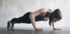 Geniales Home-Workout ohne Geräte für den ganzen Körper