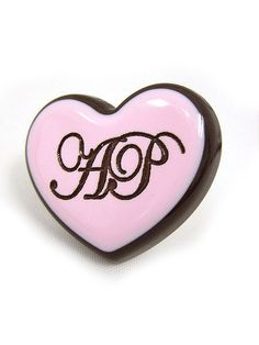 Angelic Pretty: Melty heart ring