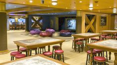 Oceaneer Lab, Disney Magic – Disney Magic Redesign Photo Tour | Popular Cruising (Image Copyright © Disney Cruise Line) | Repinned by Mouse Fan Travel | #photography #cruising #cruise #wow #travel #vacation