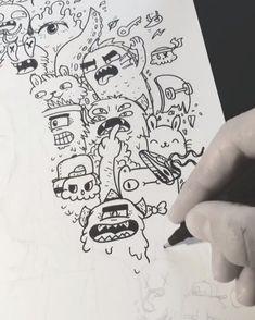 Doodle Cup By Doangelo By Rockyvillaruel Deviantart Com On