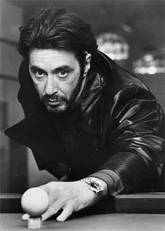 Al Pacino as Carlito Brigante in one of the greatest movies of all time.