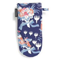 Magic Moomin oven mitt - blue - Finlayson