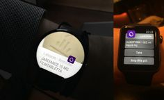 Laborom smart watch pill reminder