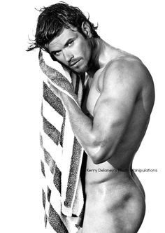 Kellan Lutz Manip FYI from M.HP: All negative comments will be removed!!!