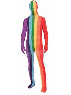 Rainbow Adult Skinsuit