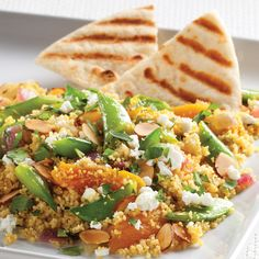 Quick Curried Couscous Skillet - The Pampered Chef®