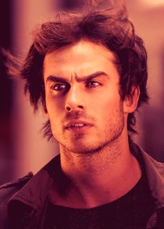 Ian Somerhalder from The Vampire Diaries