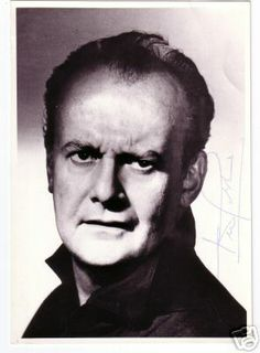 Gobbi, Tito. (1913-1984) Excellent signed Portrait Photo of the marvelous baritone, a favorite of Callas. #VerdiMuseum