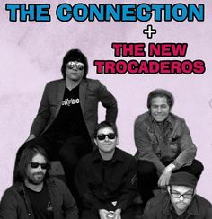 CITA CON EL MEJOR POWERPOP EN LOCO CLUB - THE CONNECTION & NEW TROCADEROS - http://www.makma.net/cita-con-el-mejor-powerpop-en-loco-club/