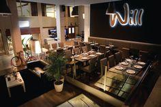 Will Restaurante & Sushi Bar Praça Carlos Alberto, 123 A