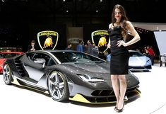 Top Five Super Cars Revealed at the Geneva Motor Show 2016