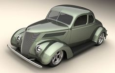 '37 Coupe