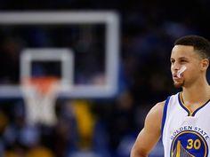 """Die Zeit mit einem Porträt über Basketballer """"Wardell Stephen """"Steph"""" Curry II"""""""