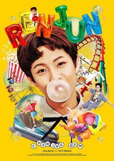 RenJun 런쥔 - NCT 엔씨티 NCT DREAM