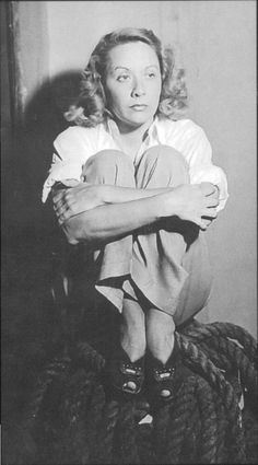 Vivian Vance - this picture is astounding.