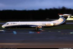 Cross (Caspiy) N375MX Fokker 100 (F-28-0100) aircraft picture