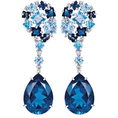 Earrings by Vianna | More here: http://mylusciouslife.com/photo-galleries/bling-fling/