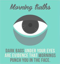 Besides you need your beauty sleep. | 22 Signs You Are NOT A Morning Person