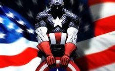 LOVE Captain America!!!