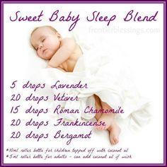 SWEET BABY SLEEP BLEND