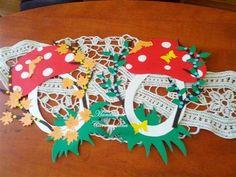 Decoratiuni ciupercute