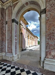 Le Grand Trianon, Palace of Versailles