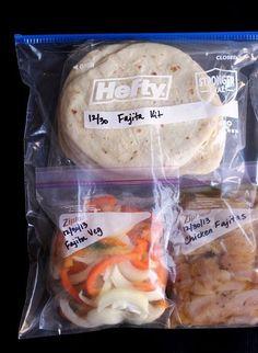 Fajita Dinner Kits |...
