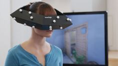 German produced 'ImmerSight' positional tracking system utilises webcam technology to enhance immersion. Virtual Reality Headset, Augmented Reality, Google Vr, Innovation, Tracking System, Black Mirror, Technology Gadgets, Cool Gadgets, The Past
