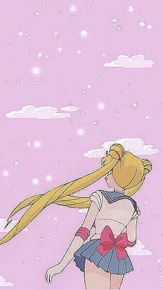 Wallpaper phone cartoon sailor moon 25 ideas for 2019 Sailor Moon Stars, Sailor Moons, Sailor Moon Crystal, Sailor Moon Fond, Arte Sailor Moon, Sailor Venus, Sailor Moon Tumblr, Sailor Moon Background, Sailor Moon Wallpaper