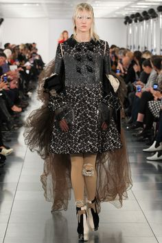 Maison Martin Margiela - Spring 2015 Couture - John Galliano's First Collection Since He's Returned to Fashion