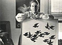 Mary Goslen (1970s)  Printmaker