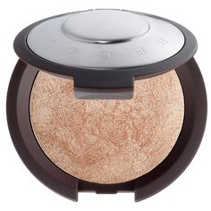 New at #Sephora: BECCA Shimmering Skin Perfector™ Pressed in Opal - a creamy powder luminizer that absorbs and reflects light for a superb natural glow.  #Sephora #makeup