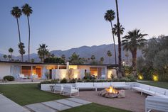 If there's a mecca for midcentury-modern design, Palm Springs is it. There's certainly no shortage of hotels, but L'Horizon is the most jaw-dropping of the pack. In Hollywood's heyday, stars like Marilyn Monroe and Betty Grable flocked to the property, designed in 1952 by famed Desert Modern architect William F. Cody. Now the iconic hotel has been reborn, with 25 private bungalows outfitted in bespoke and vintage furnishings, Frette linens, marble baths, and Le Labo bath products. As if…