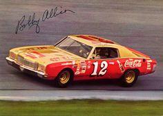 12 Bobby Allison Coca Cola Monte Carlo