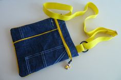 Jeans Recycling, Textiles, Fashion, Taschen, Duffle Bags, Cinch Bag, Kunst, Moda, Fashion Styles