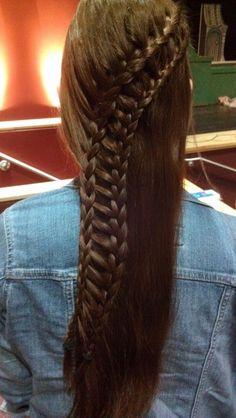 Feather Braid :D