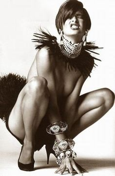 '90s supermodels were EVERYTHING. #LindaEvangelista