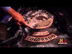 Sons Of Silence The Hardest Outlaw Motorcycle Club Documentary Biker Clubs, Motorcycle Clubs, Motorcycle Outfit, Outlaws Motorcycle Club, Motorcycle Tattoos, Motorcycle Camping, Alfa Romeo Cars, Chip Foose, Bmw Series