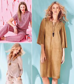 Colorful Basics: 11 New Women's Sewing Patterns