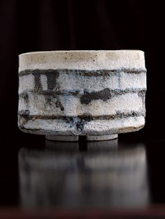 Shino Cup Bective Ceramic Stoneware Pottery by Claywork on Etsy, $55.00