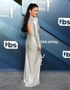 Nejkrásnější róby na SAG Awards Jennifer Garner, Jennifer Aniston, Jennifer Lopez, Renee Zellweger, Alexis Bledel, Jane Seymour, Catherine Zeta Jones, Sag Awards, Dakota Fanning