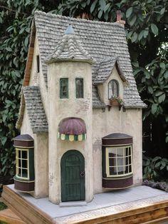 Fortesque's Ice Cream Parlor by my ultimate favorite miniature artist, Rik Pierce.