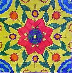Escher kaleidoscope