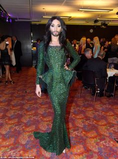Conchita Wurst : Destined for stardom
